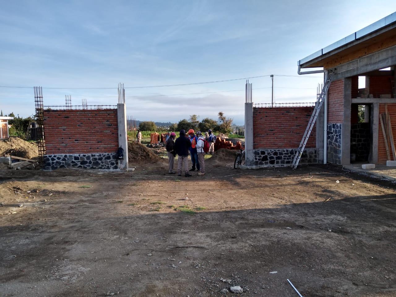 Paran construcción de la Universidad del Bienestar en Chiautzingo por falta de pago