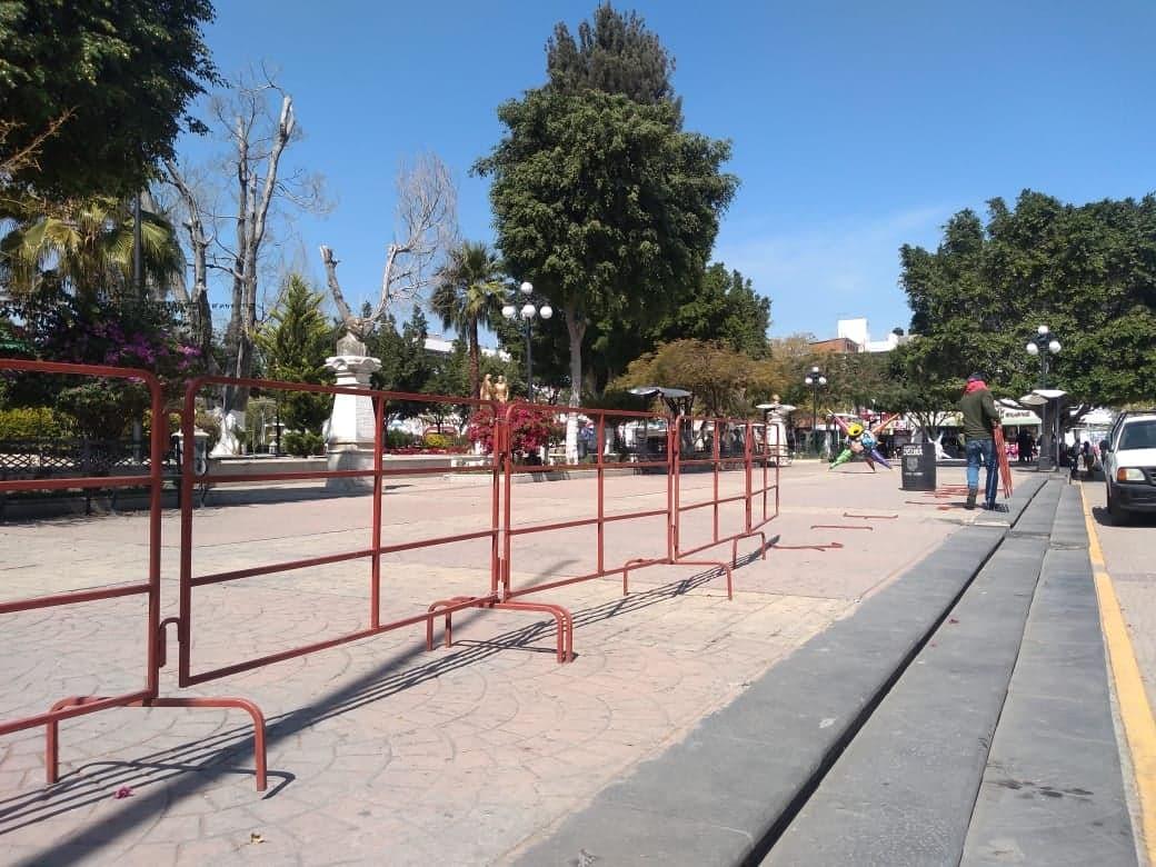 Reabren Parque Juárez en Tehuacán pese a situación de contagios