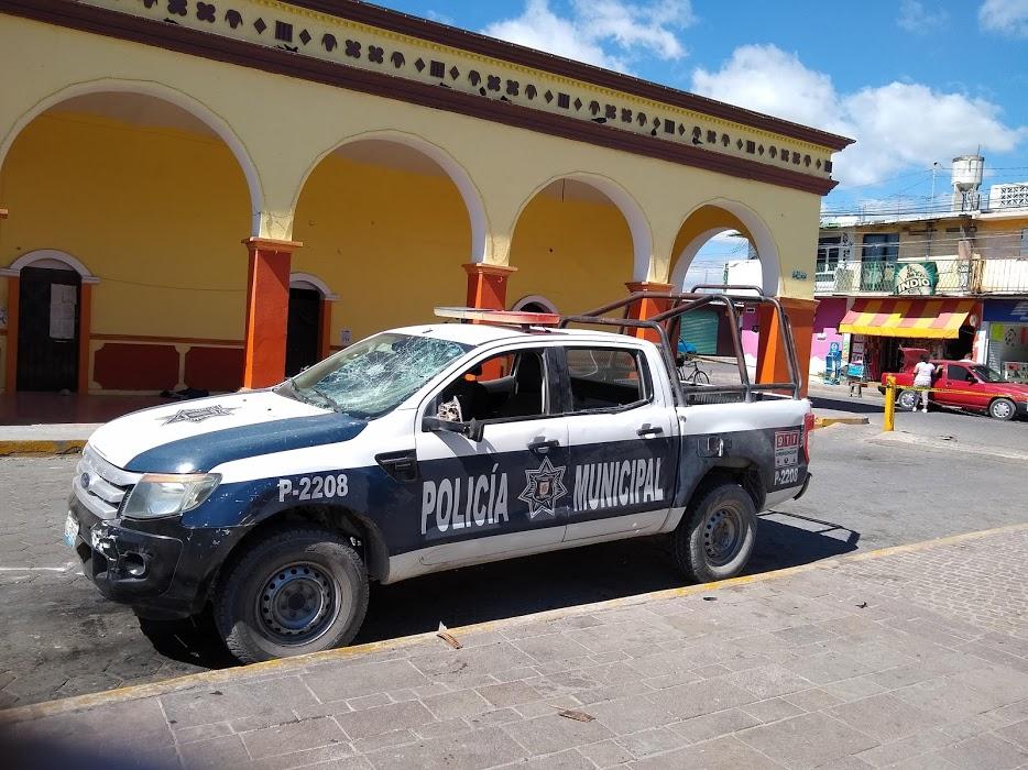 Dan de alta a mujer policía y director de Seguridad lesionados en Altepexi