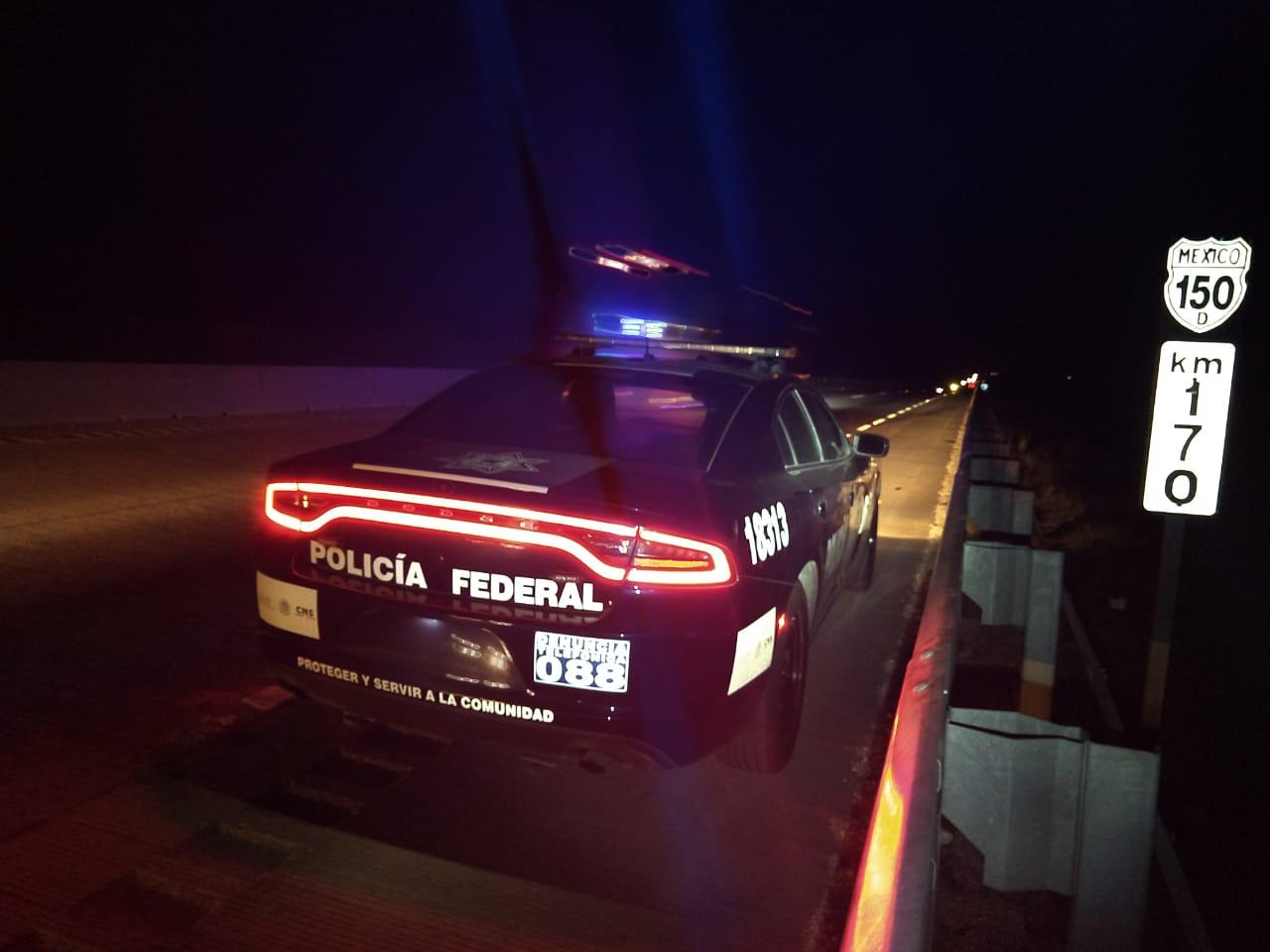 Ladrones balean a Federales en la Puebla-Orizaba