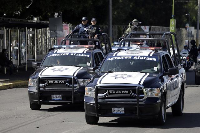 Se declaró desierta la licitación de mil patrullas: Barbosa