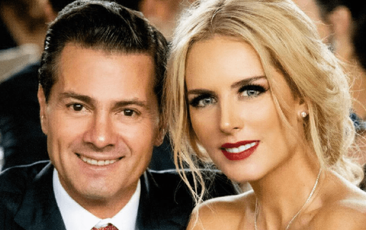 Seguidores de Tania Ruiz preguntan si terminó su noviazgo con Peña Nieto