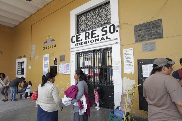 Investigan contagio de COVID19 en penal de San Pedro Cholula