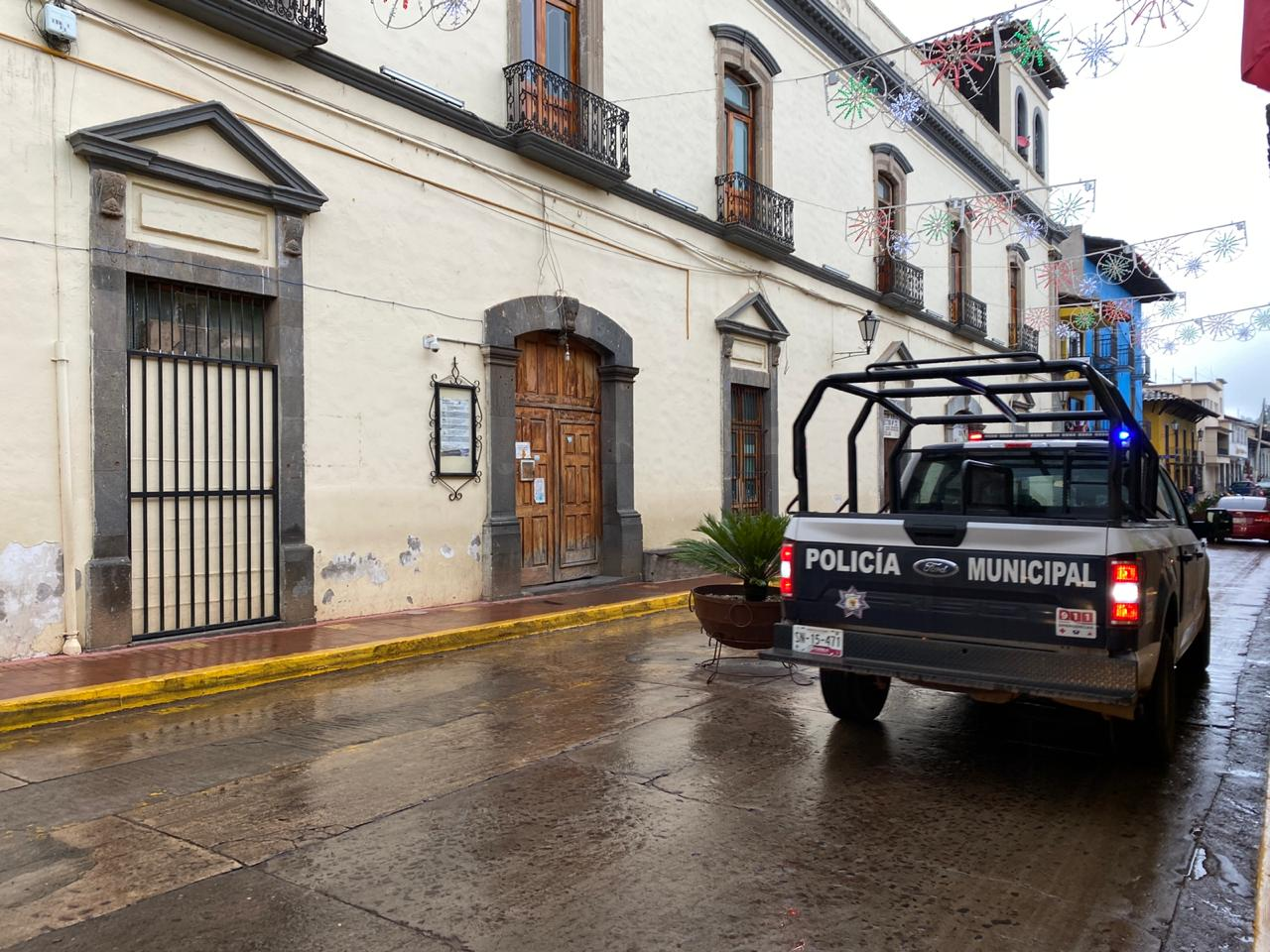 Brote de covid19 en penal de Zacatlán; hay 7 enfermos