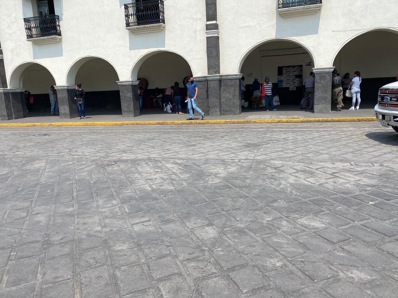 El jueves, trasladarán a los internos contagiados de Huejotzingo al penal Covid-19