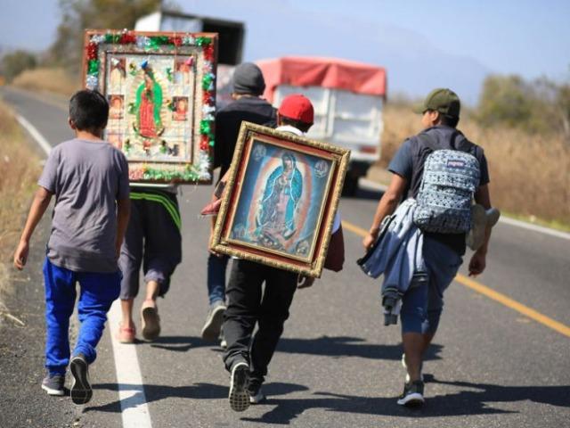 Exhorta Barbosa a peregrinos no visitar a Virgen de Guadalupe en CDMX
