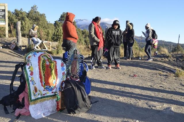 Se resguardará a peregrinos que crucen por Puebla rumbo a la basílica: MBH
