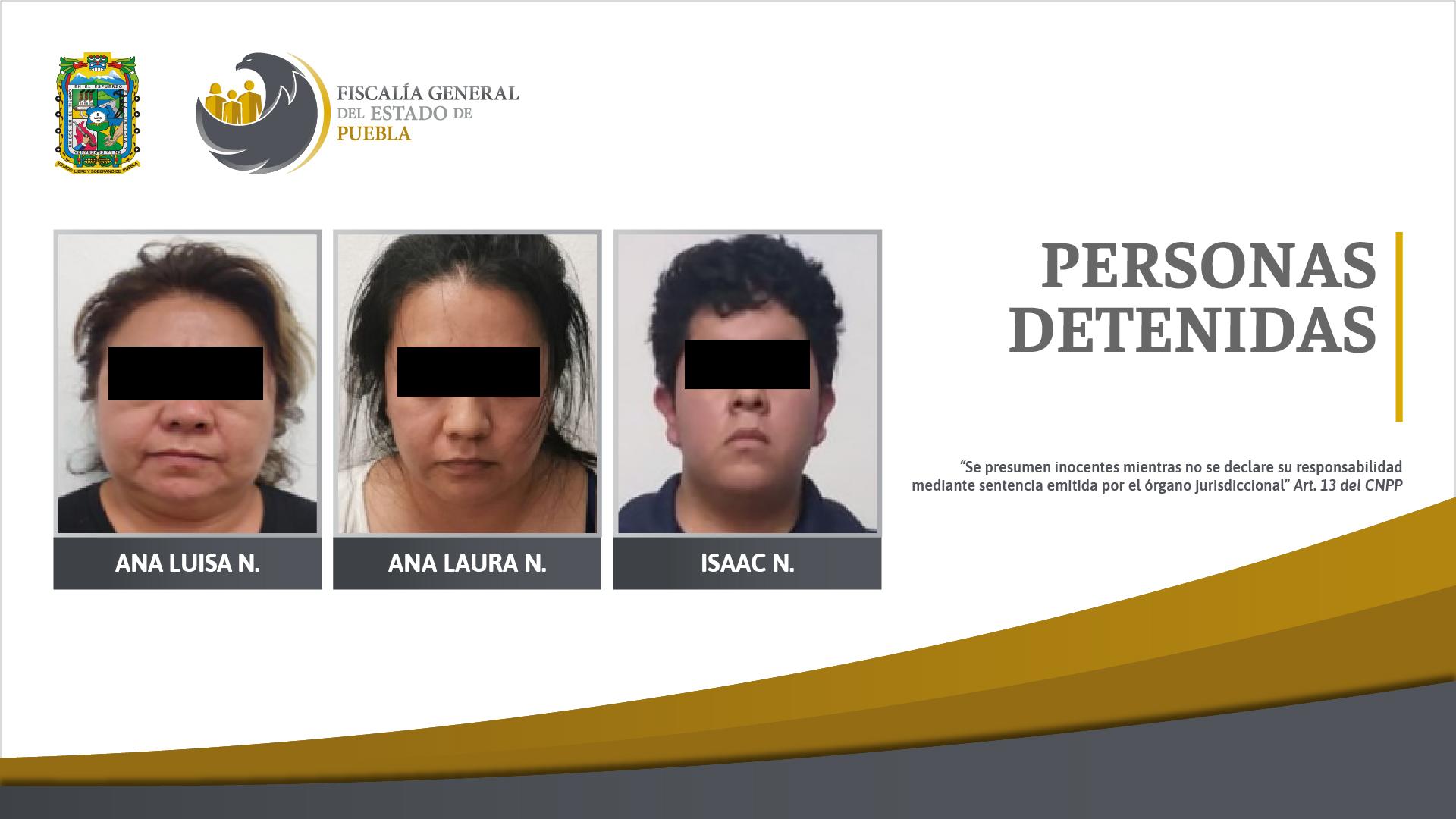 Cae ex jueza de Cuautlancingo por extorsión en Puebla capital