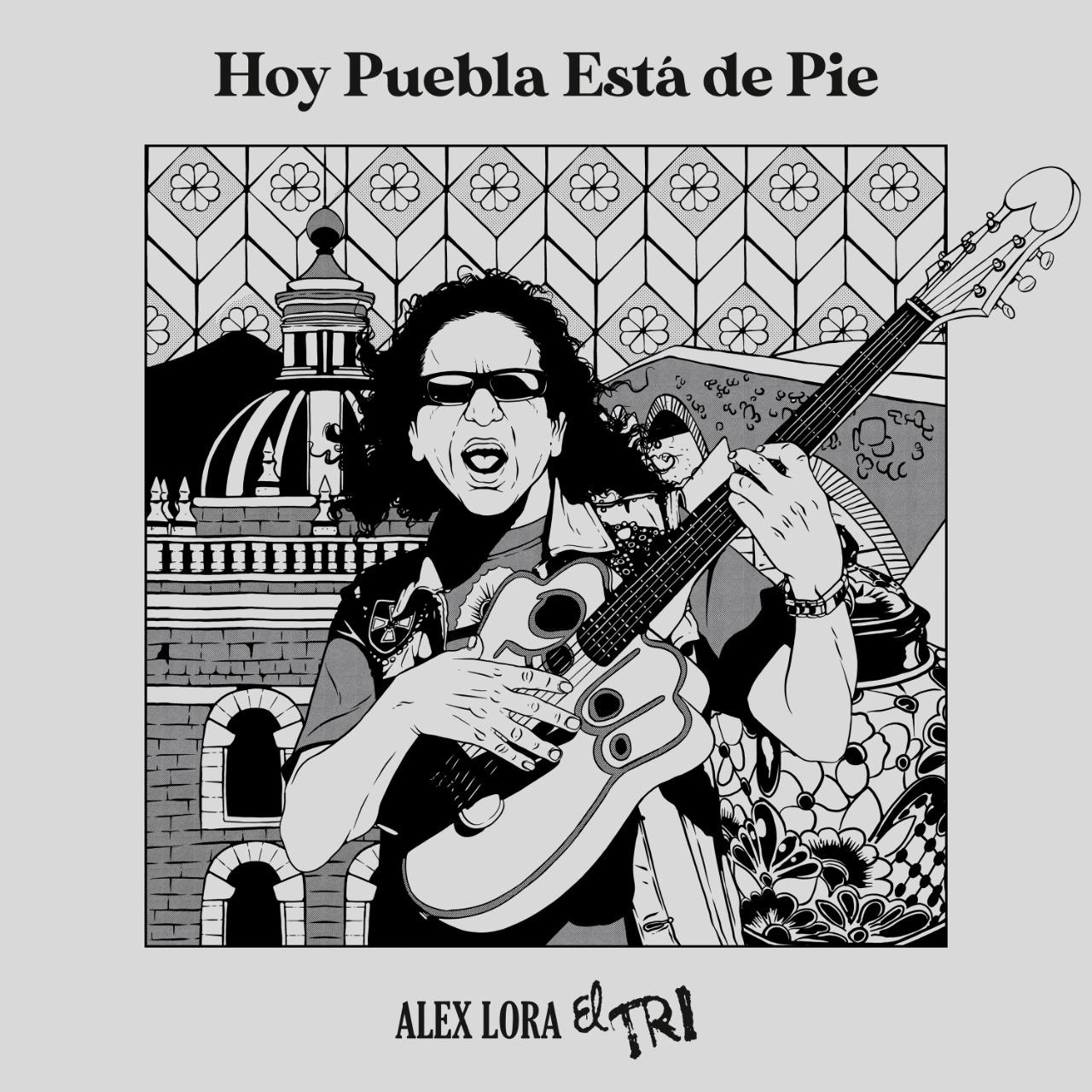 Alex Lora y El TRI darán concierto Sinfónico en redes sociales