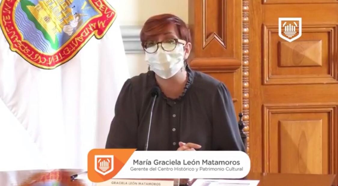Gerencia del Centro Histórico de Puebla ignora reconstrucción por sismo