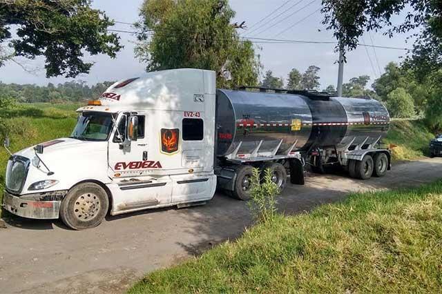 Las pérdidas por robo de combustible ascienden a 15 mdp semanales