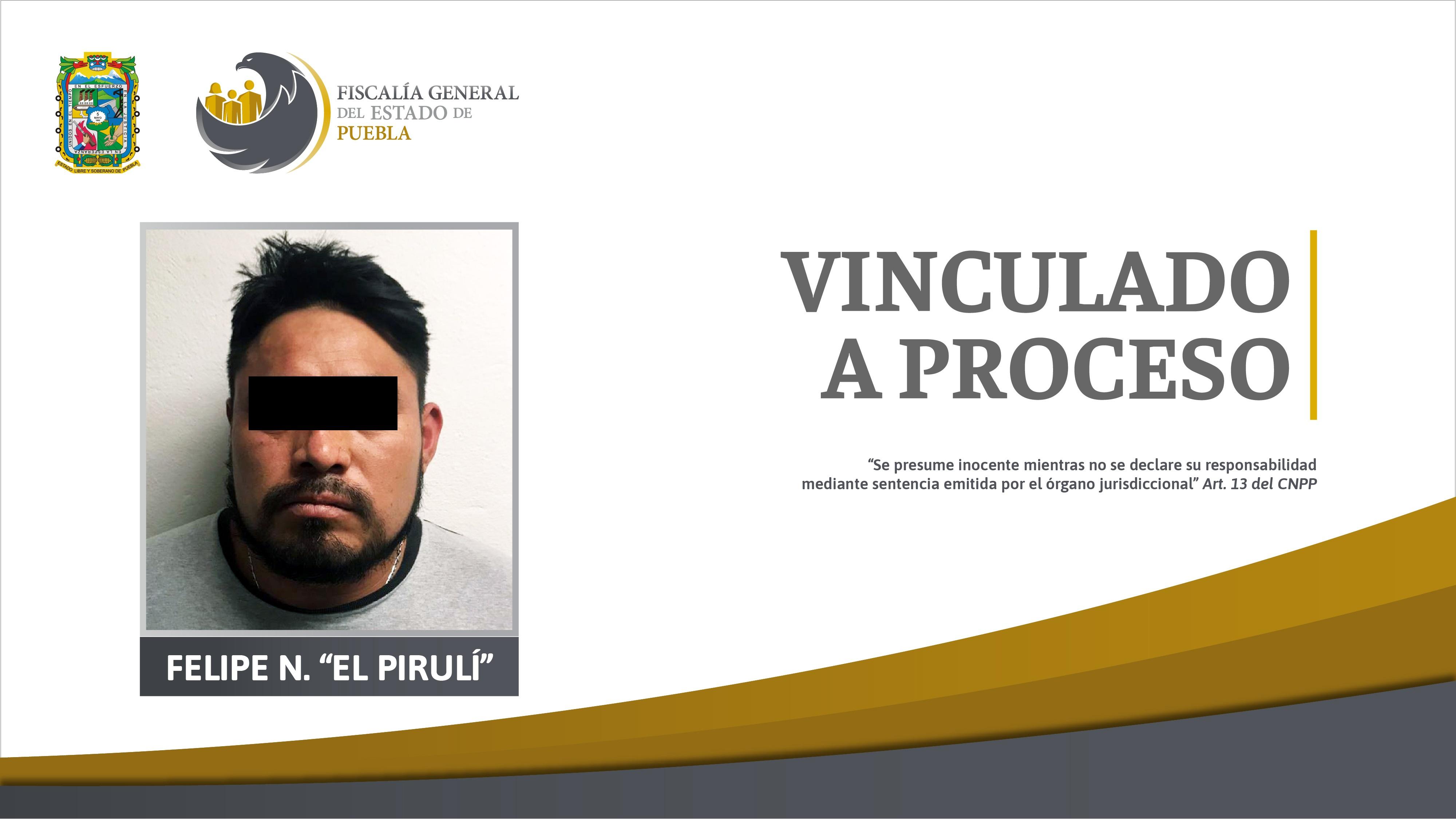 Autoridades de todo el país trabajan para recaptura de El Pirulí: Barbosa