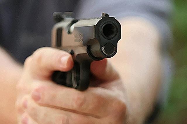 Sacan armas de fuego en riña entre choferes del transporte en Izúcar