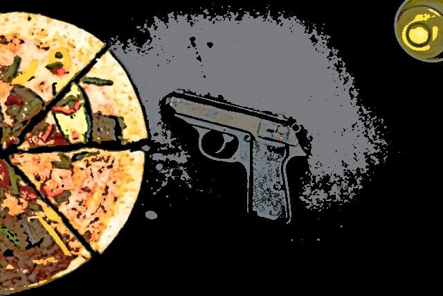 Pizzero de Huaquechula balea y mata a un cliente por reclamarle