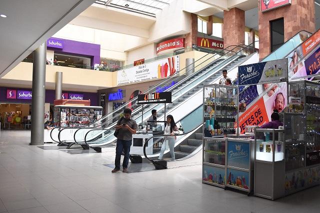 Plazas comerciales de Puebla invertirán 50 mdp para cumplir medidas sanitarias