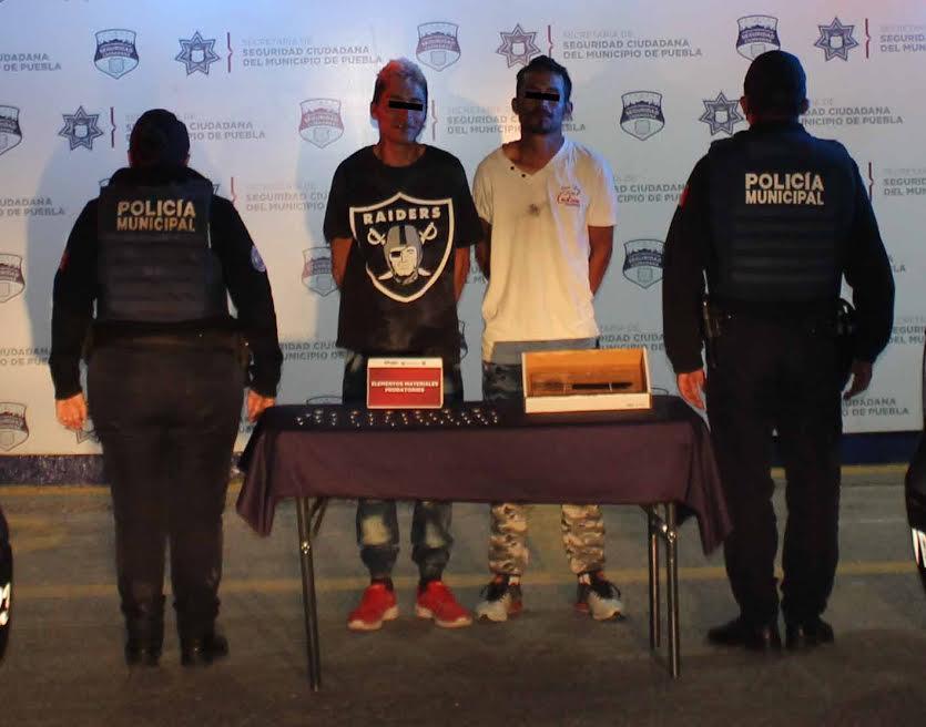 Detienen a Pocholo y El PH por robar la Ruta Azteca