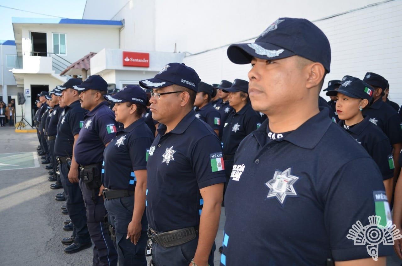 Inicia Policía Auxiliar reclutamiento de personal