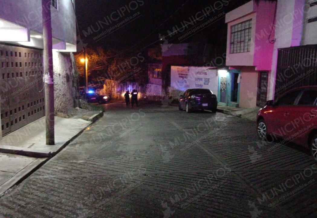 Intentó a asaltar a un policía y terminó muerto en Huauchinango