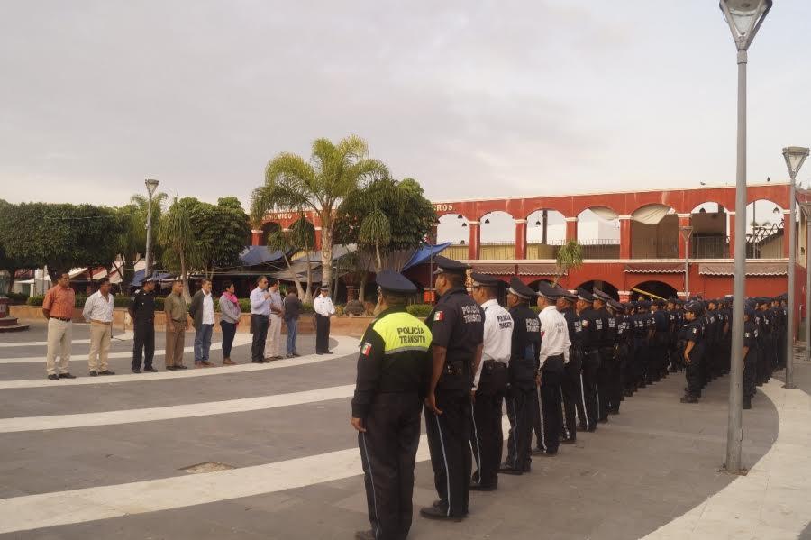 Un policía por cada 750 habitantes en Izúcar