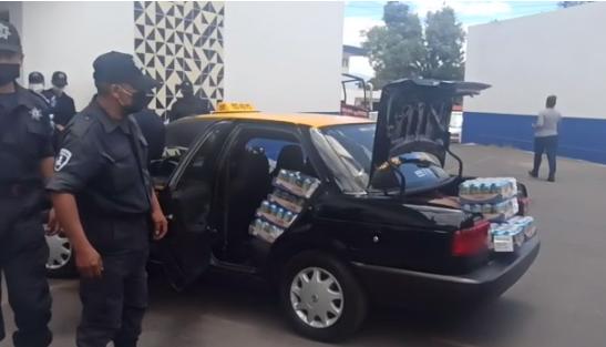 VIDEO Se dividen policías, unos pactan con el estado y otros mantienen paro