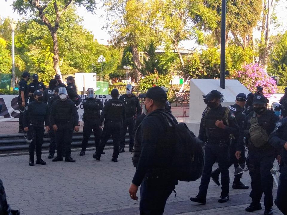 En la zona textilera de Tehuacán importarán uniformes para policías