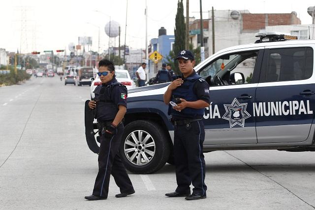 El 95% de los policías de Tehuacán aprobaron examen de control de confianza