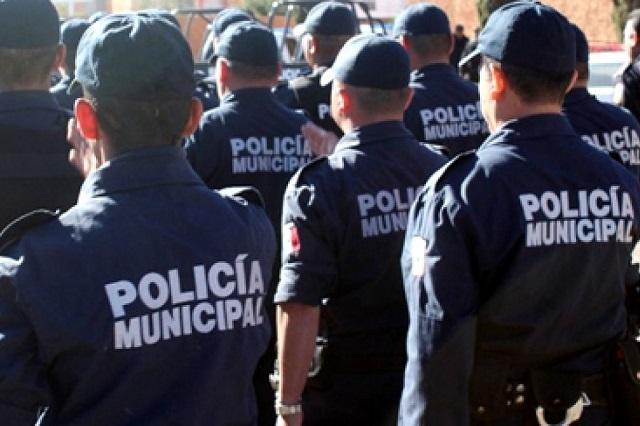 Policías de municipios poblanos tiene vínculos con la delincuencia: MBH