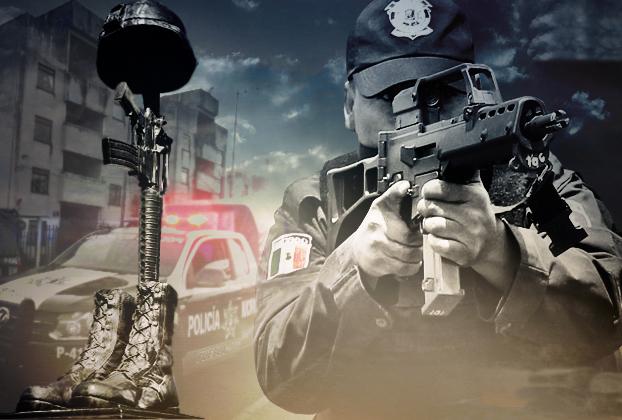 Puebla, noveno lugar nacional con más policías asesinados