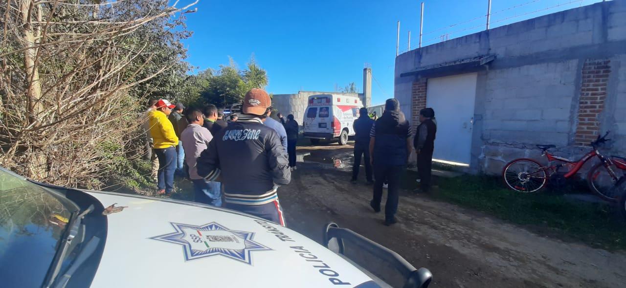 Explota polvorín en el centro de Xiutetelco; hay un muerto