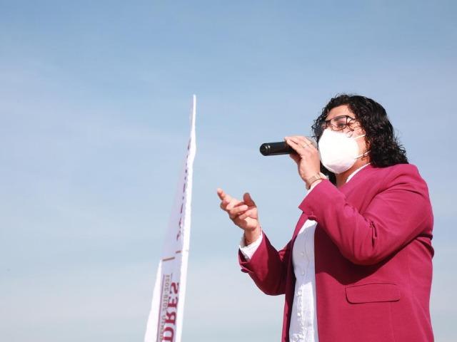 Evitar corrupción pide alcaldesa de San Andrés Cholula a funcionarios