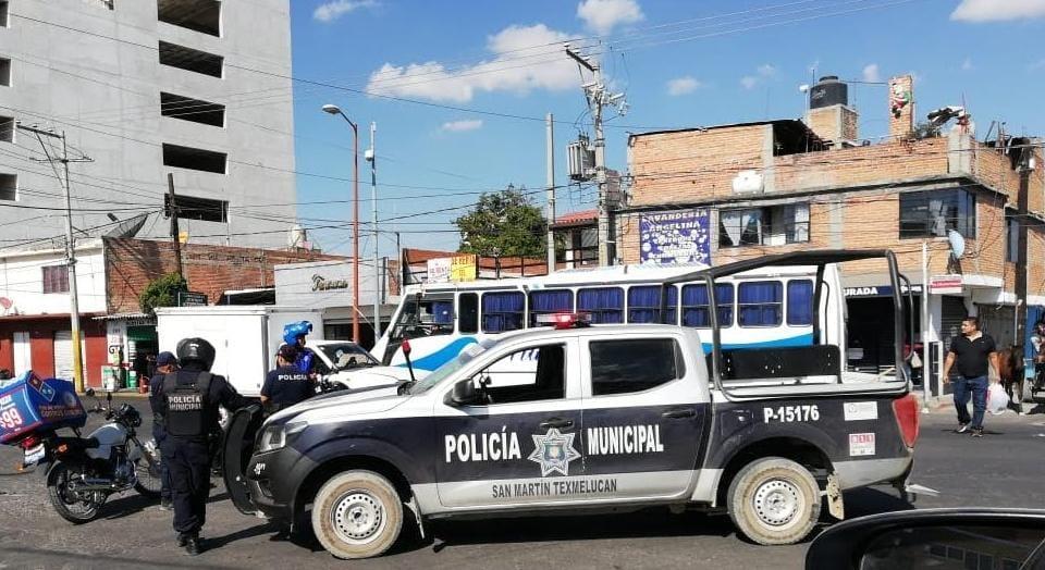 Vecinos de Tepatlaxco y El Arenal exigen más seguridad en Texmelucan