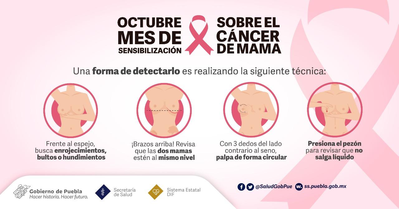 Este martes, DIF y Salud realizarán la Feria de la Salud por las Mujeres en Puebla