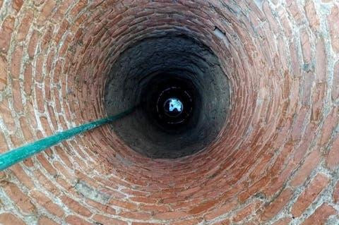 Rehabilitan pozo profundo en Tonantzintla