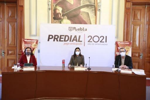 Llega a 461 millones recaudación del predial en Puebla capital