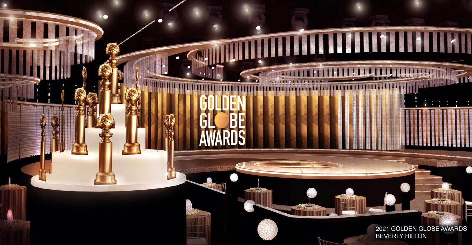 Hoy no te pierdas la premiación de los Golden Globes 2021