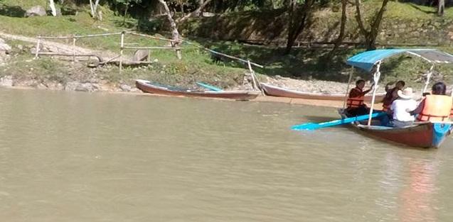 Muere ahogada menor en presa de Tlatlauquitepec