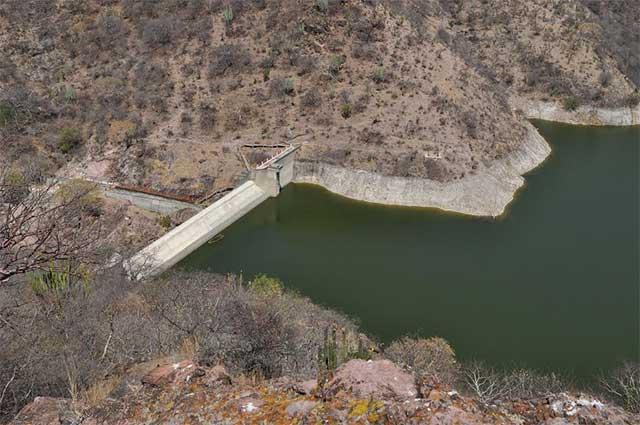 Por lluvias, presas poblanas están al 100% de su capacidad