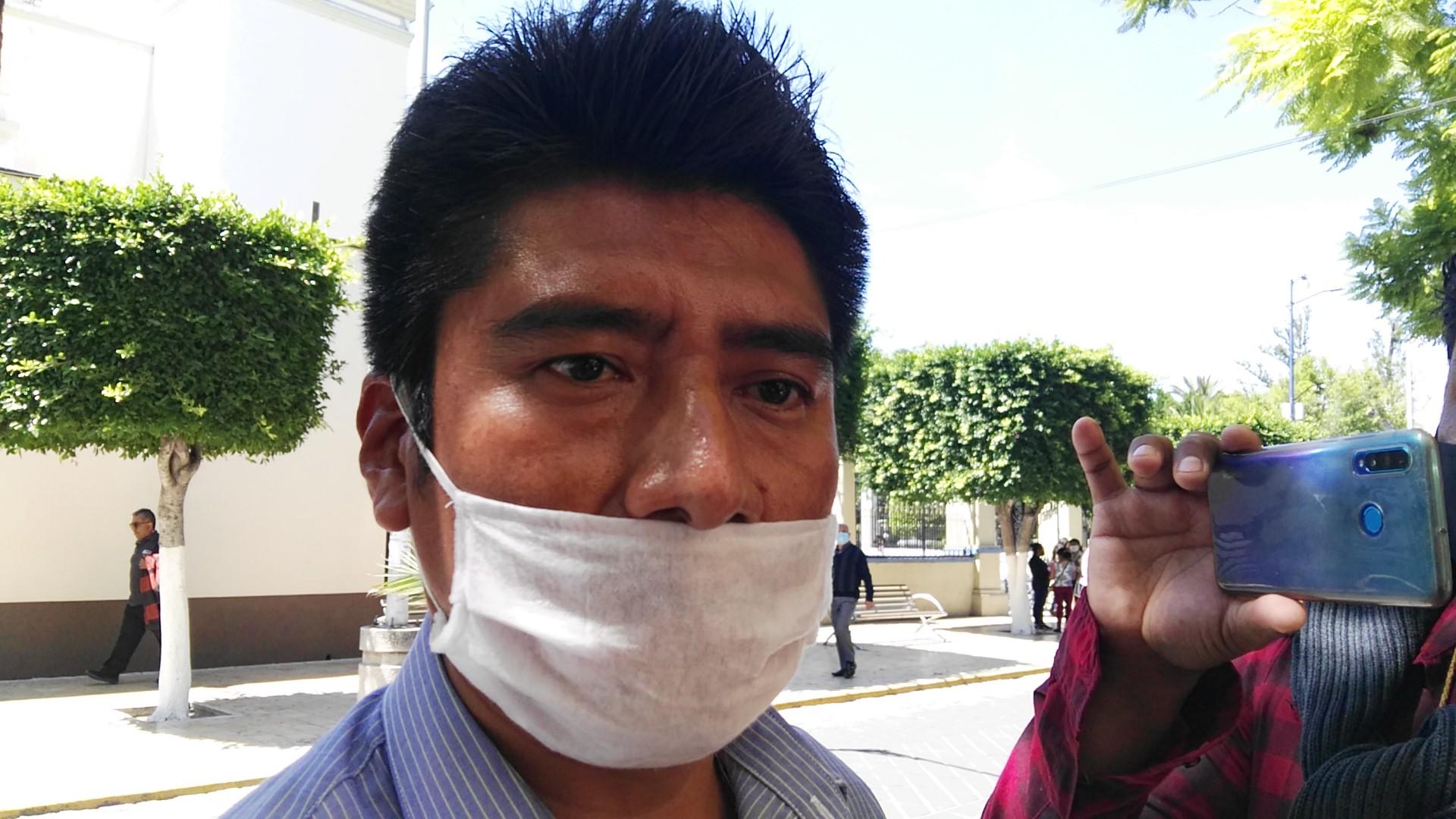 Suspenden a edil auxiliar de Coapan por no justificar 3.2 mdp