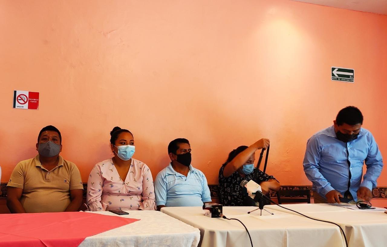 Edil de Jalpan pide al gobierno estatal no interferir en asuntos internos