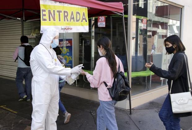 Reportan solo 5 casos de Covid19 este jueves en Puebla