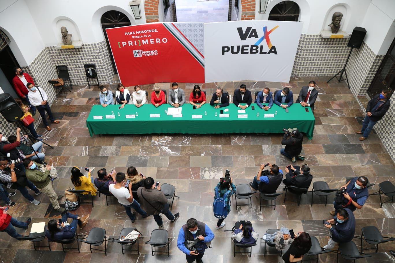 PRI denunciará penalmente alteración en cómputo de Zacapoaxtla