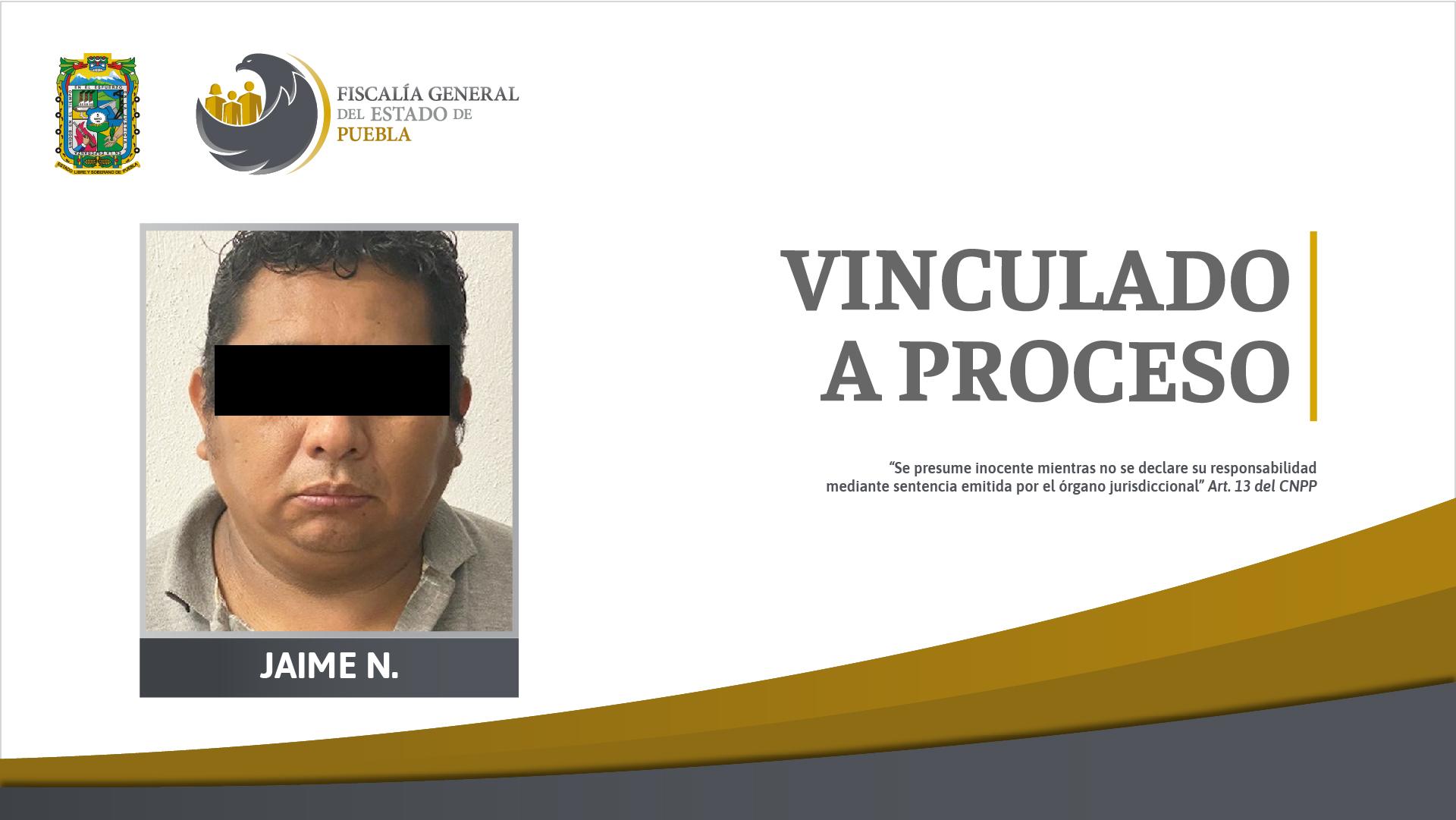 Por 40 mil pesos, Jaime secuestró a su primo en Atlixco