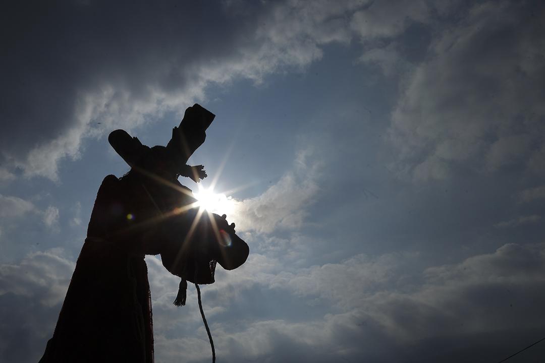 VIDEO Procesión de Puebla, símbolo de reflexión y renovación