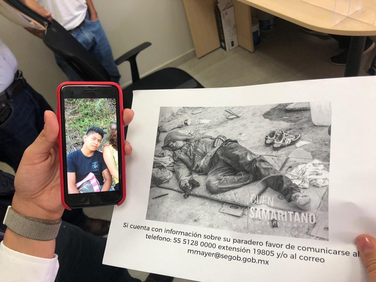 Uno de los 43 normalistas de Ayotzinapa podría estar en Mexicali