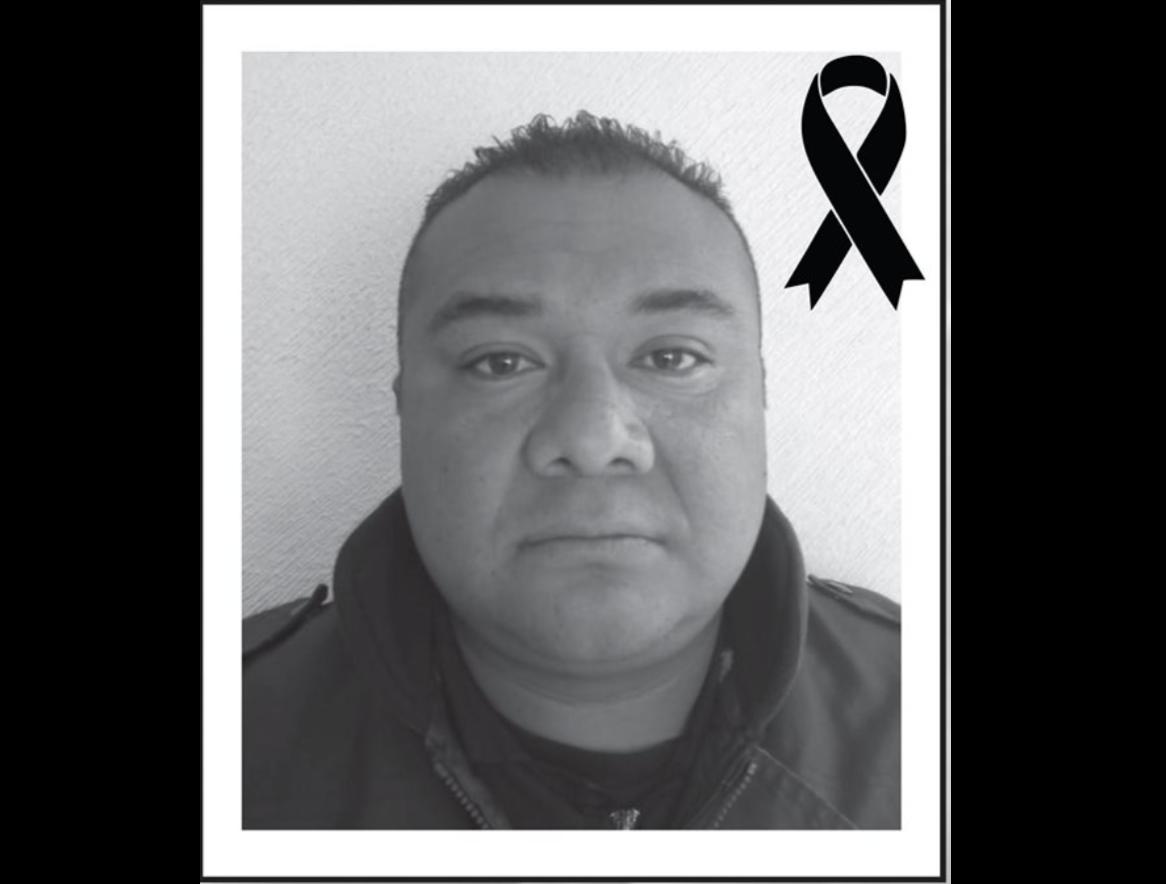 Muere en accidente encargado de la Policía de los Reyes de Juárez