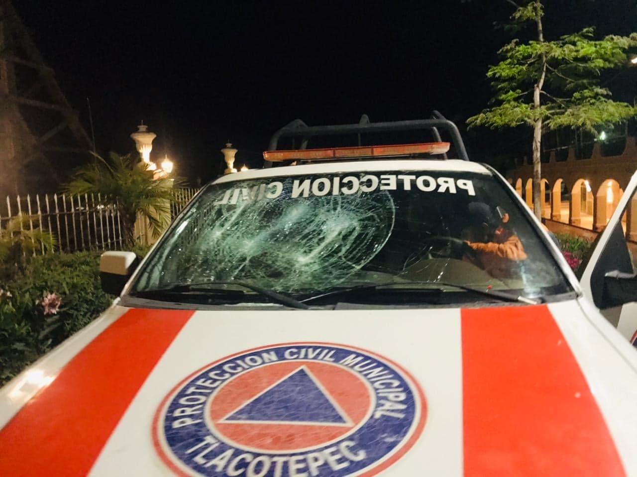 Ayuntamiento de Tlacotepec denunciará a responsables de hechos violentos del domingo