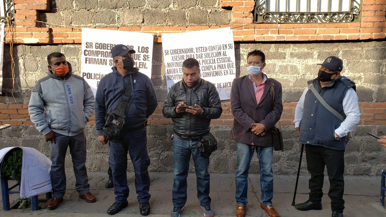 Aislan a 133 policías contagiados de covid19; siete ya murieron