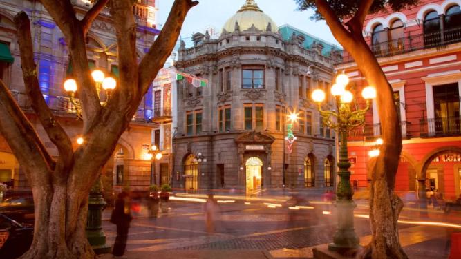 Enamórate en Puebla y de Puebla