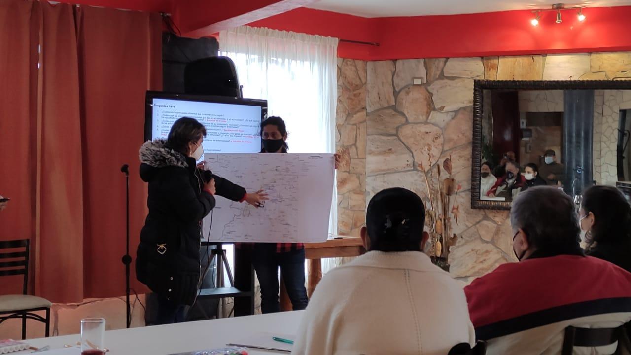 Alistan en Huauchinango proyecto para investigar impacto socio ambiental de contaminantes
