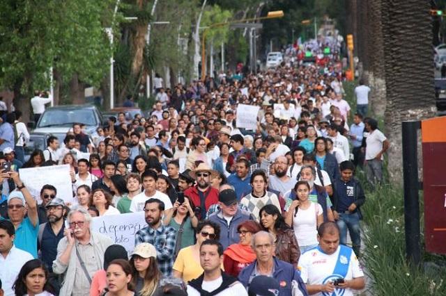 Morena suspende marcha convocada para el domingo